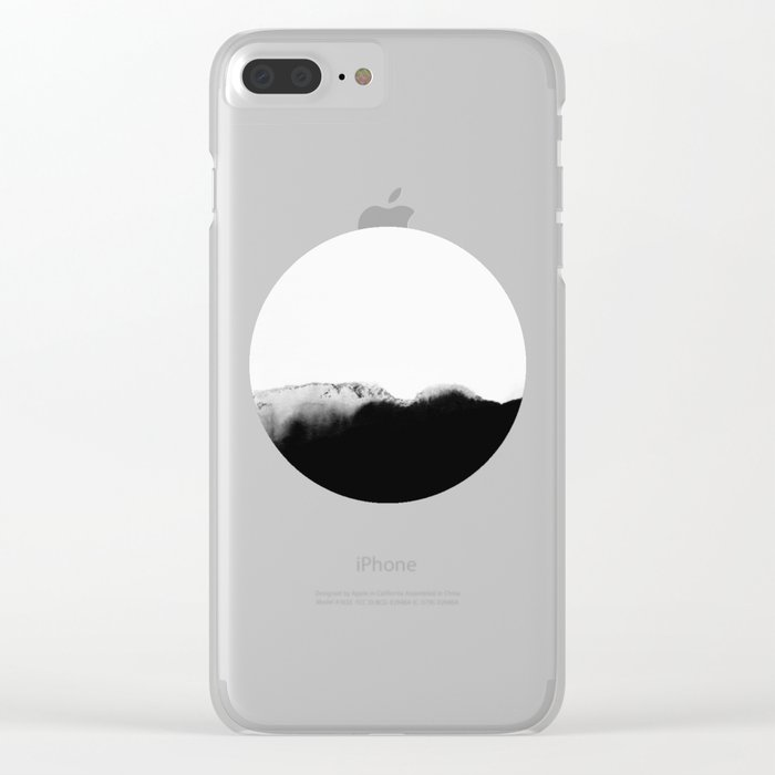 C23 Clear iPhone Case