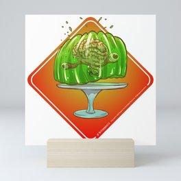 Jello Brainz Mini Art Print