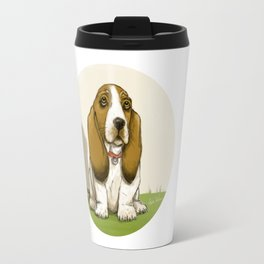 Basset Travel Mug