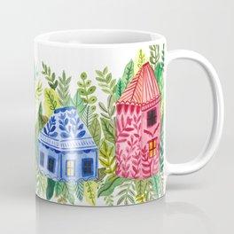 Botanical Street Coffee Mug