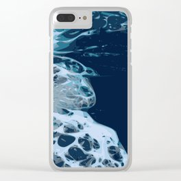Suds Clear iPhone Case