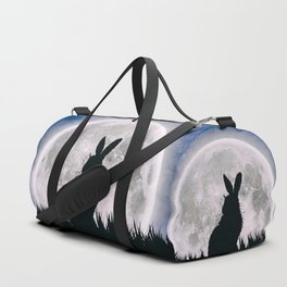 The Hare's Moon Duffle Bag