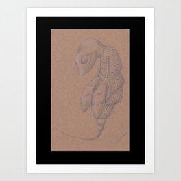 Specimen #68c (carnival) Art Print