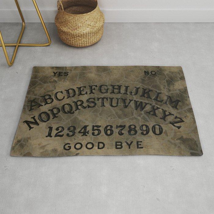 Ouija Board Rug By Andrea262