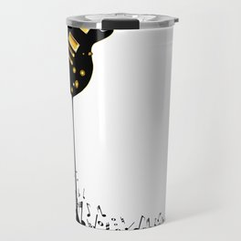 Flowing Music Travel Mug