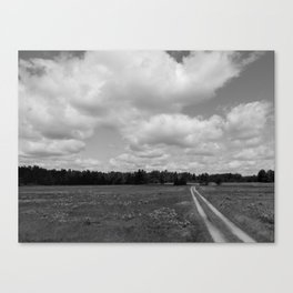 Great Wide Open Canvas Print
