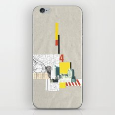 Rehabit 4 iPhone & iPod Skin