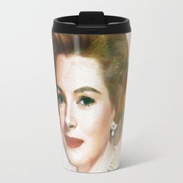 Deborah Kerr Travel Mug