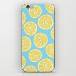 Lemon Slices iPhone Skin