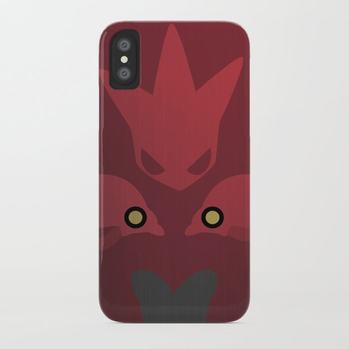 Scizor iPhone Case