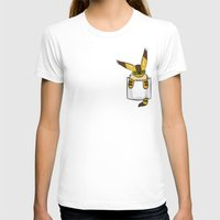 nausicaa T-shirts featuring Pocket Teto (Fox Squirrel) by Li.Ro.Vi