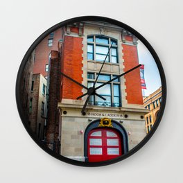 Ghostbusters House Wall Clock