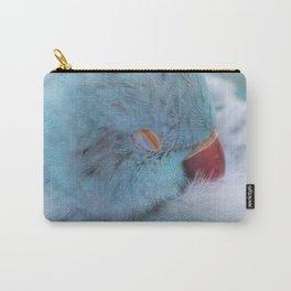 Sleeping Bird Carry-All Pouch