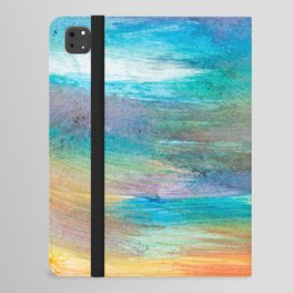 Sam's Rainbow I iPad Folio Case