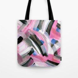 Crossing Pink Tote Bag