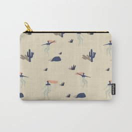 Dezert swim Carry-All Pouch