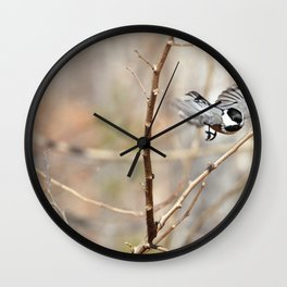 Landing Gear Down Wall Clock