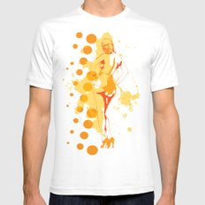 The Droid You're Looking For Mens Fitted Tee White SMALL