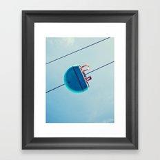 Days Like This Framed Art Print