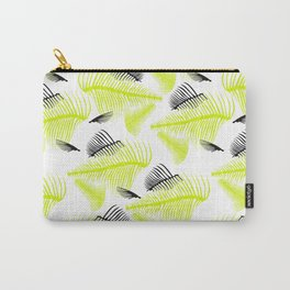 With Fish Bones Carry-All Pouch