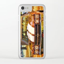 Chevelle Clear iPhone Case