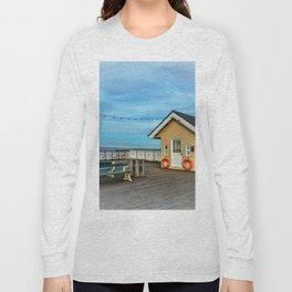 On Penarth Pier Long Sleeve T-shirt