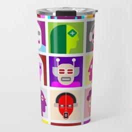 Avatars Travel Mug