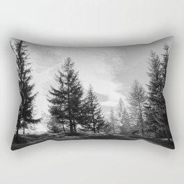 Zeitgefluester NO1 Rectangular Pillow