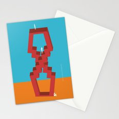 la promenade Stationery Cards