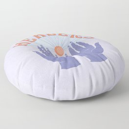 HEALERS Floor Pillow