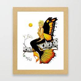La Bella Framed Art Print