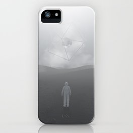 Lost Astronaut Series #04 - Icosa/Bucky iPhone Case