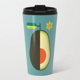 Fruit: Avocado Travel Mug