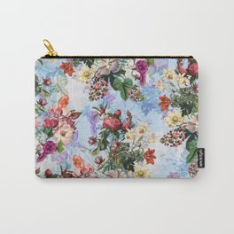 Summer Botanical Garden IX-II Carry-All Pouch