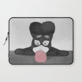 Its play time Laptop Sleeve