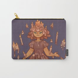 Candle Woman Carry-All Pouch