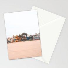 Dreams in Venice, California Stationery Cards