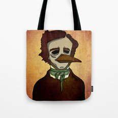 Prophets of Fiction - Edgar Allan Poe /The Raven Tote Bag