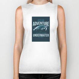 Ocean Adventure Biker Tank