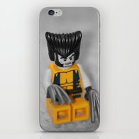 superhero iPhone & iPod Skins featuring Superhero by mnewmanphotos