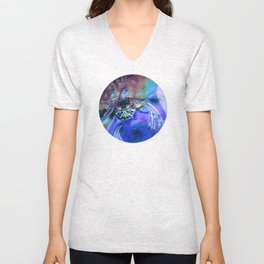 can't look away Unisex V-Neck