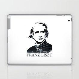 Franz Liszt Laptop & iPad Skin