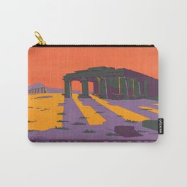 Vintage poster - Syria Carry-All Pouch