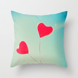 (Don't) Skip a Beat Throw Pillow