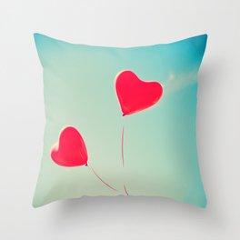 (Don't) Skip a Beat Throw Pillow