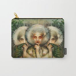 """The Chimera"" (or ""Faith"") Original Full Version HR Carry-All Pouch"