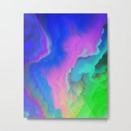 Color Clouds 001 Metal Print