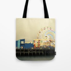 Spiral Away Tote Bag