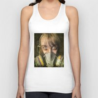 apocalypse now Tank Tops featuring Apocalypse by Bruce Stanfield Photographer