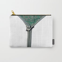 Unzipped!!! Carry-All Pouch